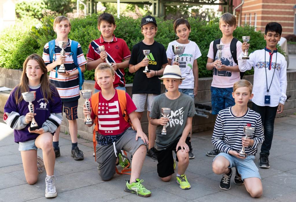 Pristagarna i Schack56mästaren 2018